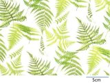 FERN CHINTZ WITH CLEAR  (L)