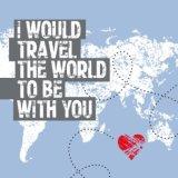 【ナプキン】 Travel the World