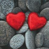 【ナプキン】 Love stones