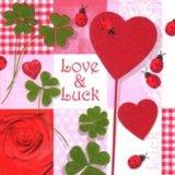 【ナプキン】 Love&Luck