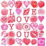 【ナプキン】 Love&Kisses
