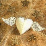【ナプキン】 Flying heart