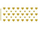 GOLD HEARTS MUG