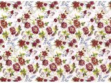 CHARLOTTE CHINTZ CLEAR  (A4)