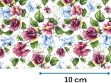 SWEET PEA CHINTZ CLEAR  (A4)