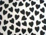 HEART BLACK  (A4)