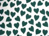 HEART GREEN  (A4)