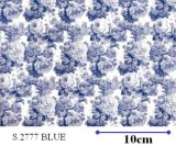 LAURA CHINTZ BLUE  (A4)