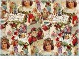 CHRISTMAS  (A4) クリーム