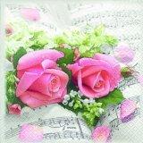 【ナプキン】 Flower Symphony