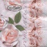 【ナプキン】 Romantico rose