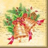 【ナプキン】 Christmas Bells