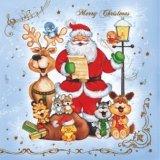 【ナプキン】 Santa Claus - Music