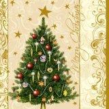 【ナプキン】 Christmas Tree