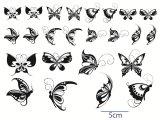 デザイン蝶々