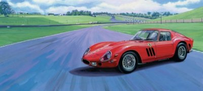 画像1: FERRARI 250 GTO