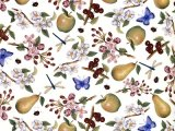 FRUIT BLOSSOM CHINTZ CLEAR (L)