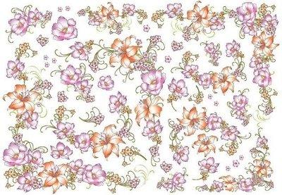画像1: Oriental Flower