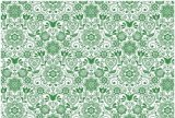 Nordic Chintz in Green