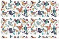 Cute Birds & Flowers