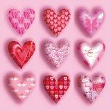 【ナプキン】 Hearts