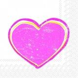 【ナプキン】 HEARTBEAT pink