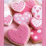 【ナプキン】 HEART CAKES