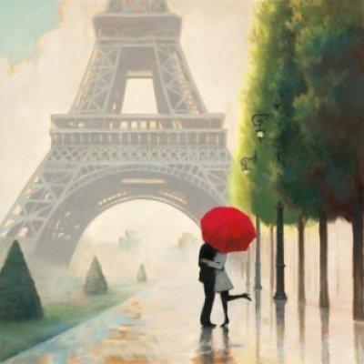 画像1: 【ナプキン】 Paris Rpmance
