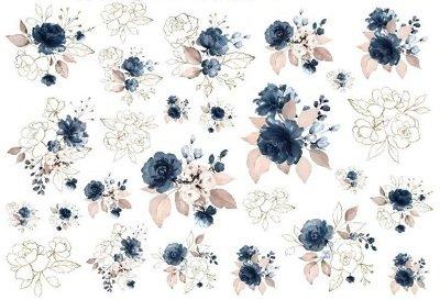 画像1: Blue Roses
