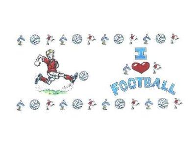 画像1: I LOVE FOOTBALL