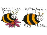 BUSY BEE 197x87mm