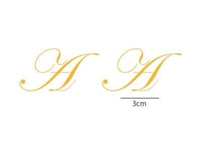 画像1: アルファベット