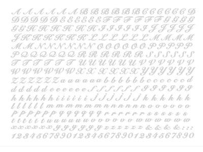 画像1: アルファベット-new