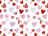PATCHWORK HEARTS (L)
