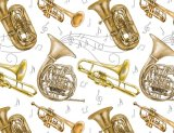 BRASS INSTRUMENTS (A4)