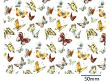 BUTTERFLY CHINTZ  (A4)