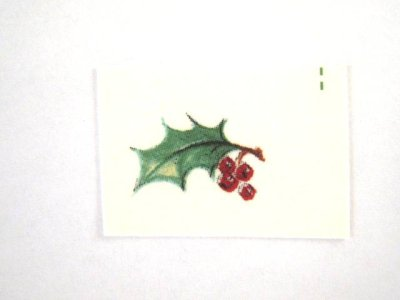 画像1: HOLLY BORDER