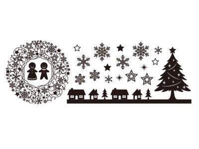 画像1: クリスマス リース/ツリー