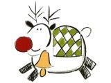 SIMPLY CHRISTMAS RUDOLPH