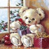 【ナプキン】 TEDDY BEAR