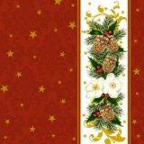 【ナプキン】 Christmas-Stars