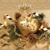 【ナプキン】 Christmas-Jewelry