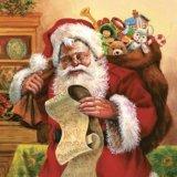 【ナプキン】 Weihnachtsmann