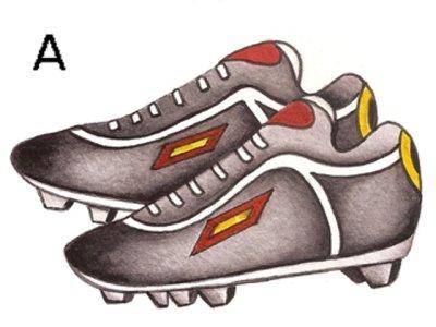 画像1: FOOTBALL BOOTS
